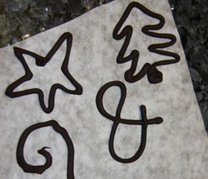 Een blije glutenvrije website part 5 for Decoratie chocolade